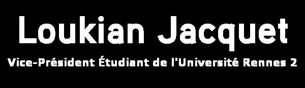 Vice-Présidence Étudiante 2017/2018 – Université Rennes 2